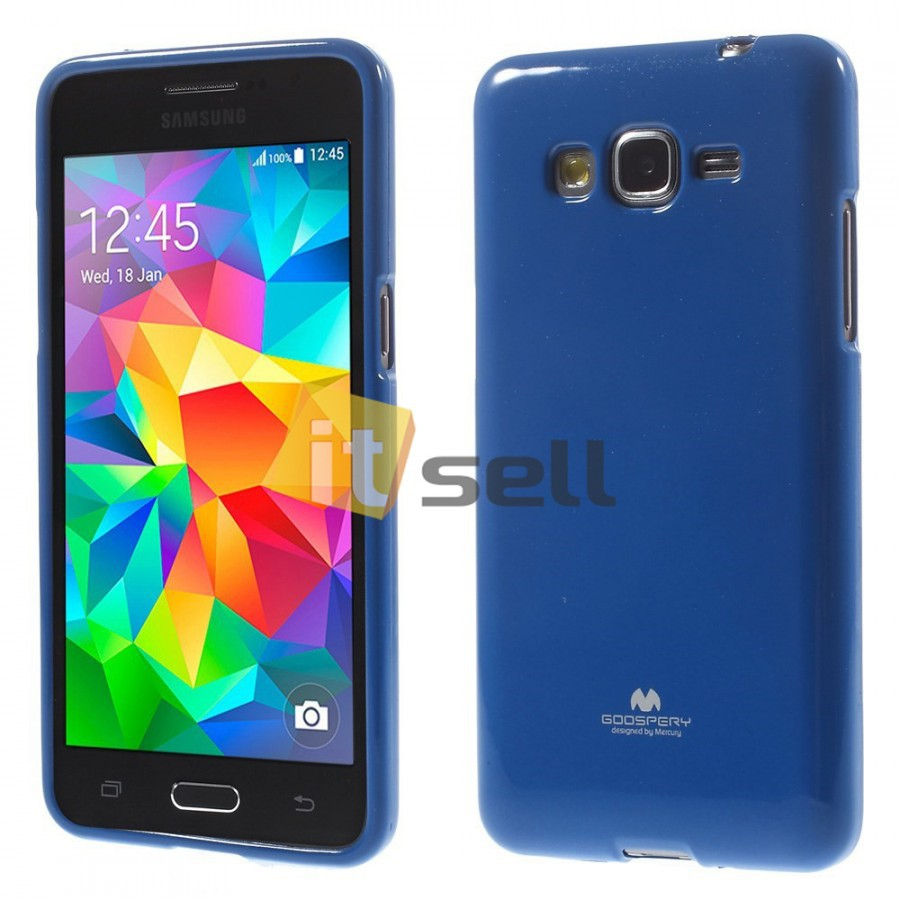 Купить TPU чехол Mercury Jelly Color series для Samsung G530H/G531H Galaxy Grand Prime за 175 грн