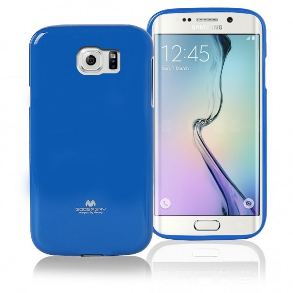 Купить TPU чехол Mercury Jelly Color series для Samsung Galaxy S6 Edge (G925F) за 88 грн