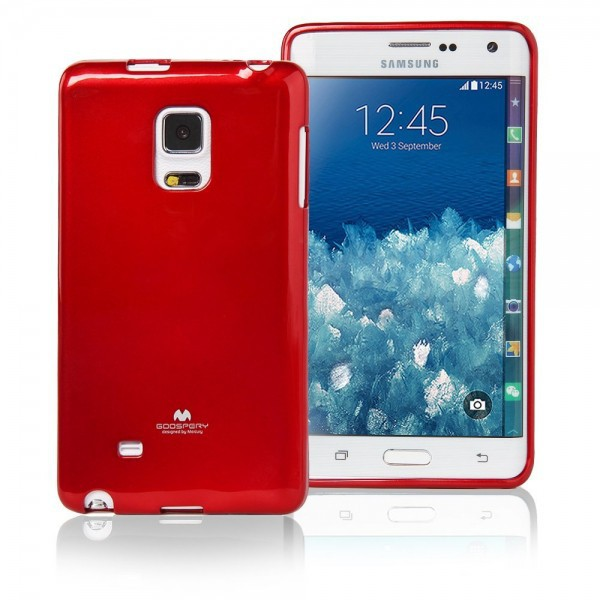 Купить TPU чехол Mercury Jelly Color series для Samsung Galaxy Note Edge N915F за 175 грн