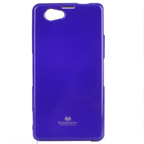TPU чехол Mercury Jelly Color series для Sony Xperia Z1 Compact