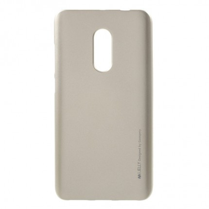 Фото TPU чехол Mercury Jelly Color series для Xiaomi Redmi Note 4 (MTK) (8 цветов) в магазине itsell.ua