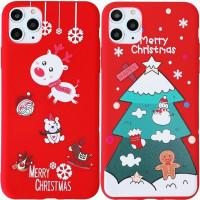 """Пластиковая накладка Merry Christmas для Apple iPhone 11 Pro (5.8"""")"""