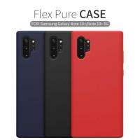 TPU чехол Nillkin Flex Series для Samsung Galaxy Note 10 Plus