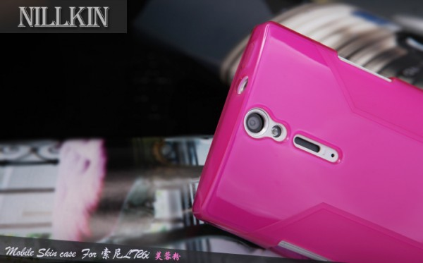 Купить TPU чехол Nillkin для Sony Xperia S/Arc HD (+ пленка) за 0 грн