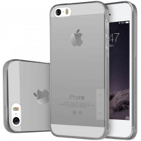 TPU чехол Nillkin Nature Series для Apple iPhone 5/5S/SE