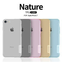 TPU чехол Nillkin Nature Series для Apple iPhone 7 / 8 / SE (2020)