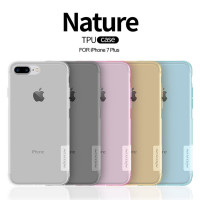 "TPU чохол Nillkin Nature Series  для Apple iPhone 8 plus (5.5"")"