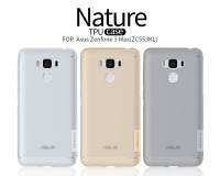 TPU чехол Nillkin Nature Series для Asus Zenfone 3 Max (ZC553KL)