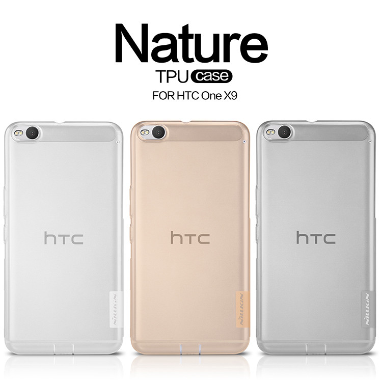 TPU чехол Nillkin Nature Series для HTC One X9