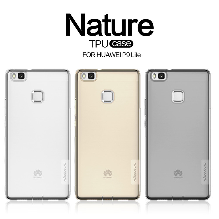 Купить TPU чехол Nillkin Nature Series для Huawei P9 Lite (1 цвет) за 249 грн