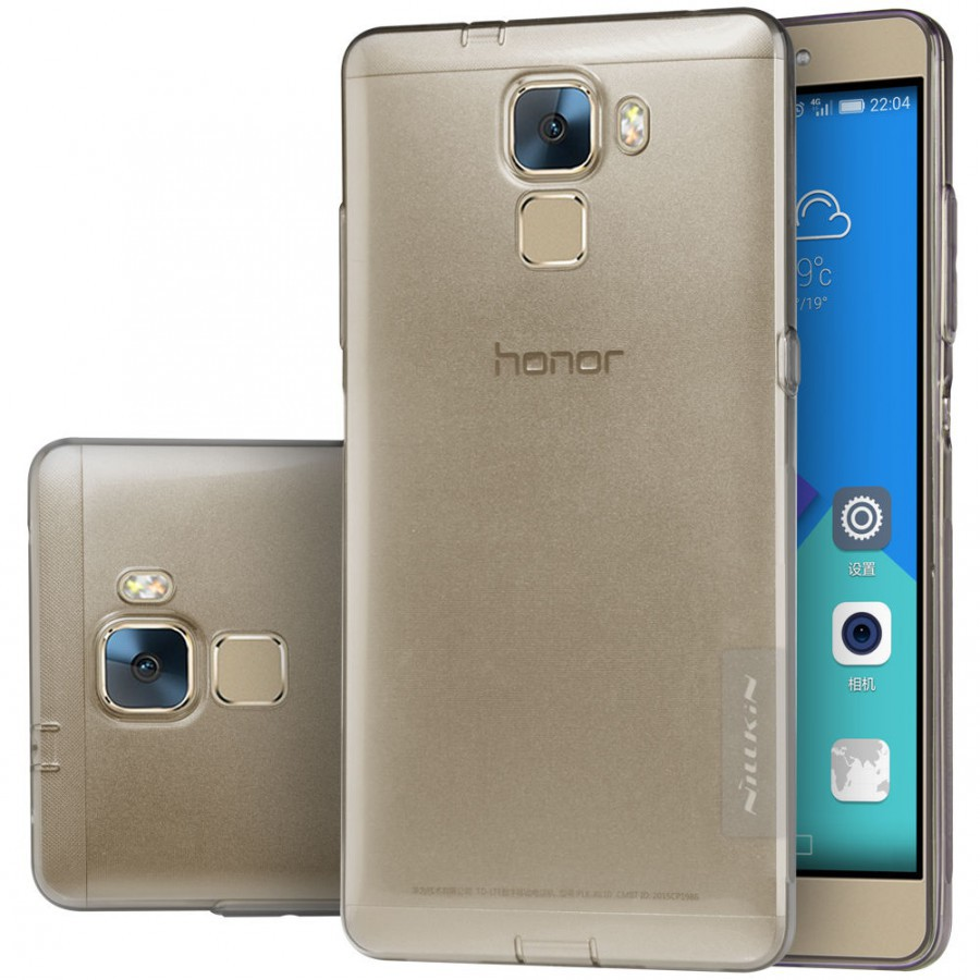 Купить TPU чехол Nillkin Nature Series для Huawei Honor 7 за 120 грн