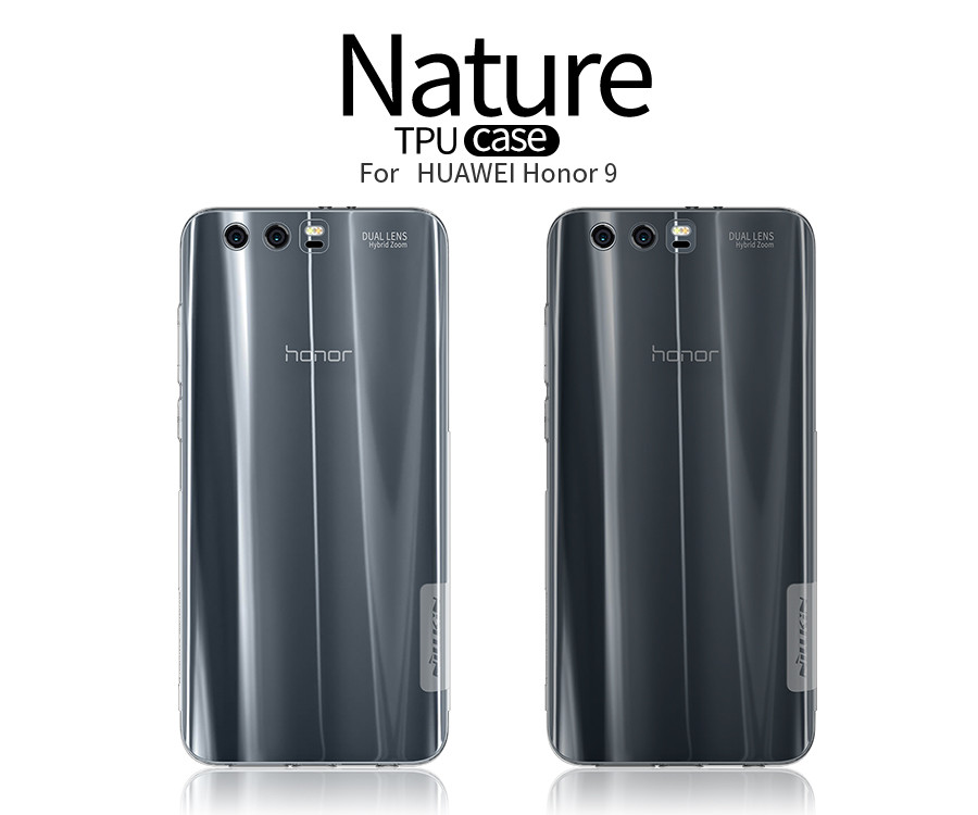 TPU чехол Nillkin Nature Series для Huawei Honor 9