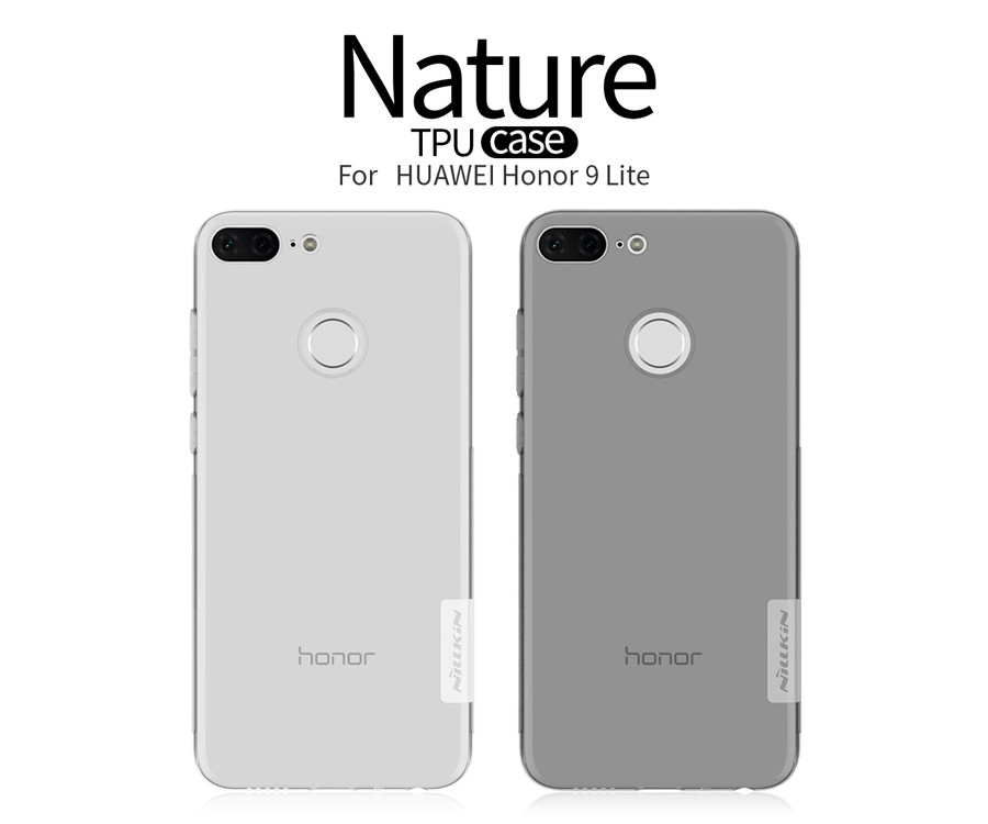 TPU чехол Nillkin Nature Series для Huawei Honor 9 Lite