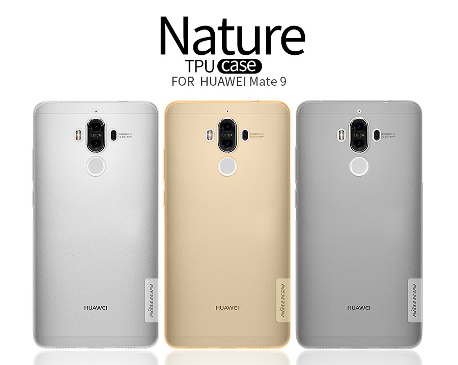 TPU чехол Nillkin Nature Series для Huawei Mate 9