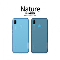 TPU чехол Nillkin Nature Series для Huawei P20 Lite