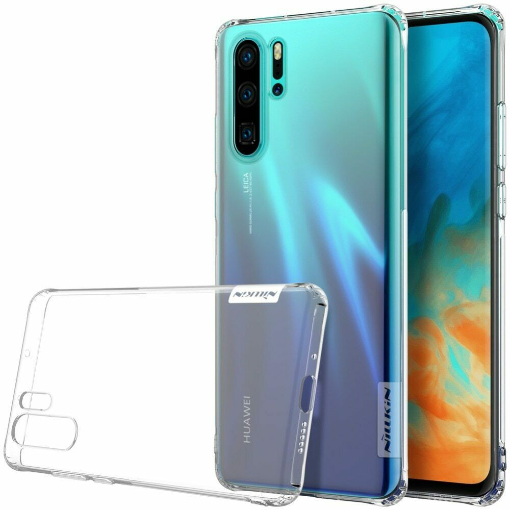 TPU чехол Nillkin Nature Series для Huawei P30 Pro