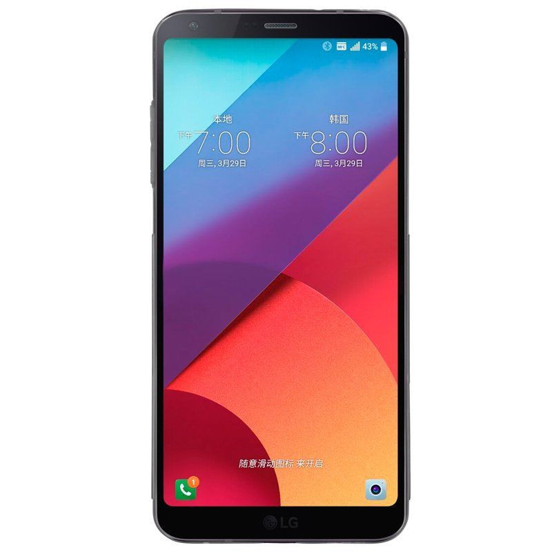 TPU чехол Nillkin Nature Series для LG G6 / G6 Plus H870 / H870DS (1 цвет) на itsell.ua