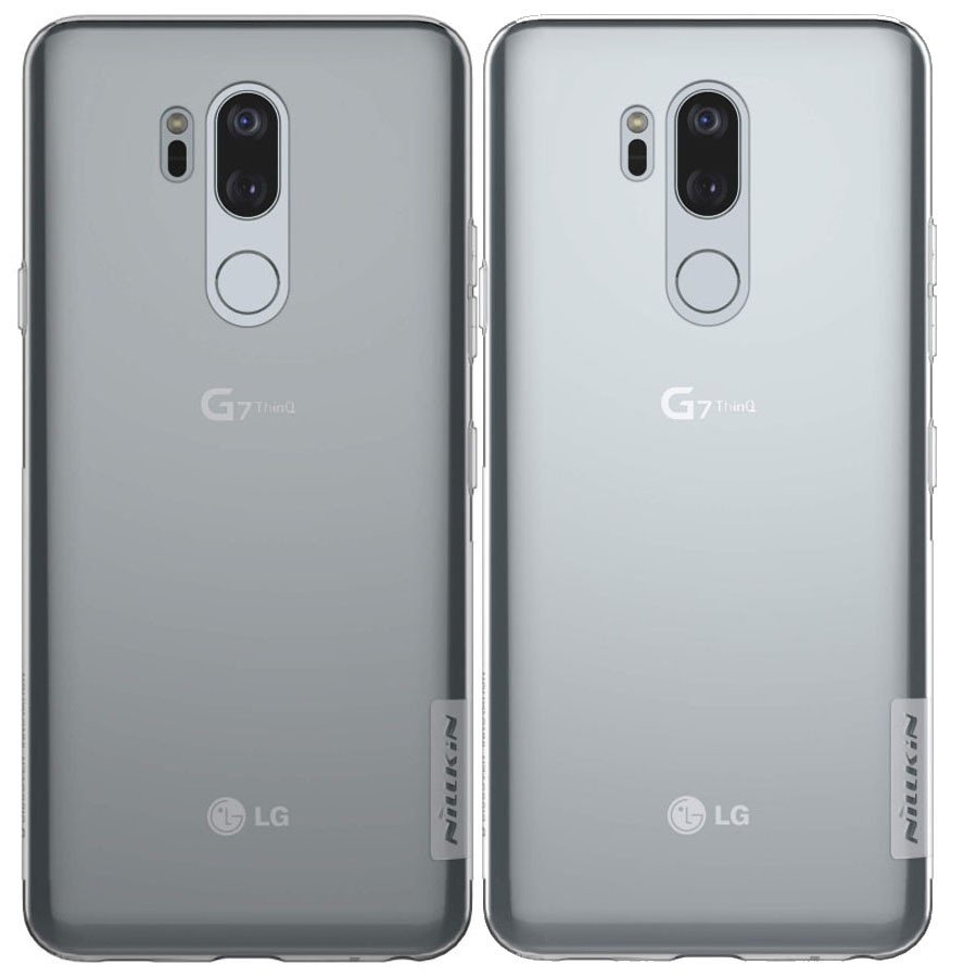 Купить TPU чехол Nillkin Nature Series для LG G7+ / LG G7 ThinQ (2 цвета) за 219 грн