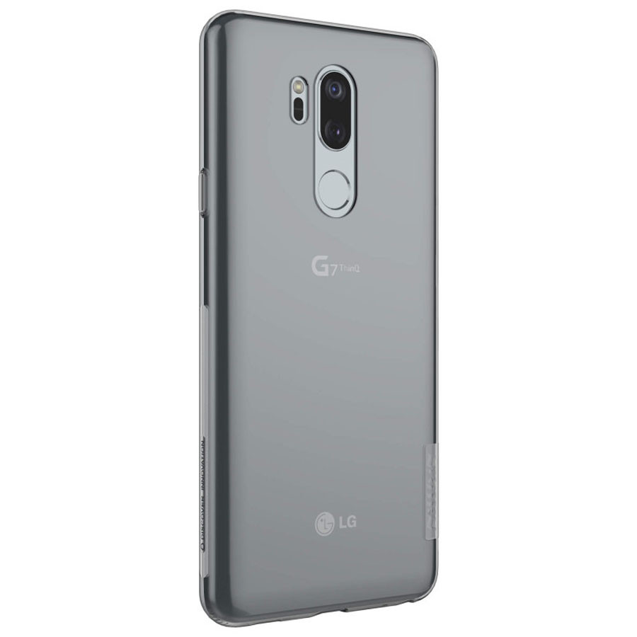 TPU чехол Nillkin Nature Series для LG G7+ / LG G7 ThinQ (2 цвета) на itsell.ua