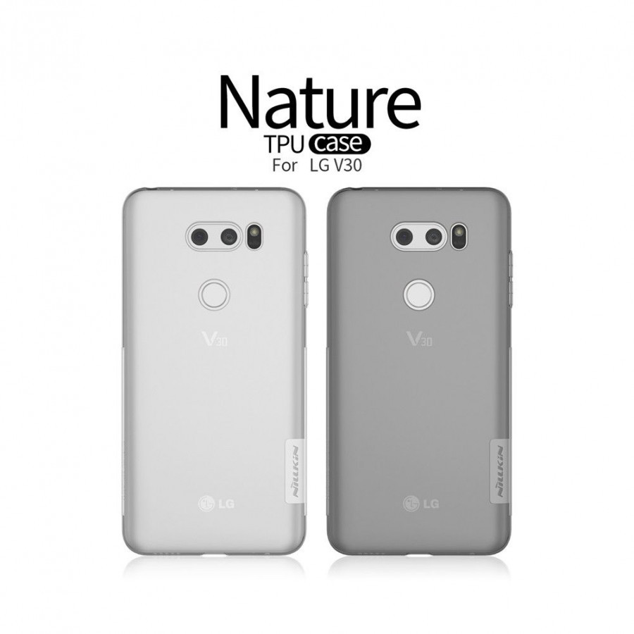 Купить TPU чехол Nillkin Nature Series для LG H930 / H930DS V30 / V30+ (1 цвет) за 219 грн