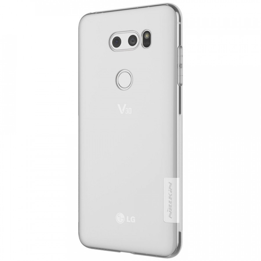 TPU чехол Nillkin Nature Series для LG H930 / H930DS V30 / V30+ (1 цвет) на itsell.ua