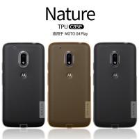 Купить TPU чехол Nillkin Nature Series для Motorola Moto G4 Play