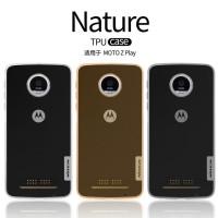 Купить TPU чехол Nillkin Nature Series для Motorola Moto Z Play