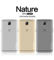Купить TPU чехол Nillkin Nature Series для OnePlus 3 / OnePlus 3T