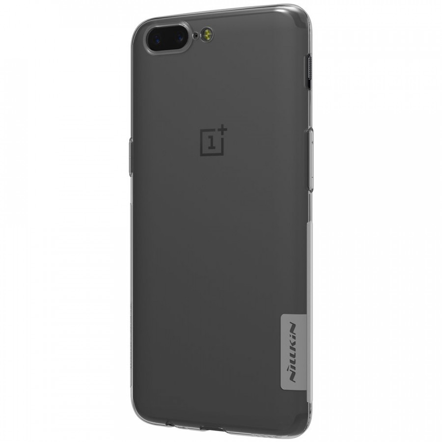 TPU чехол Nillkin Nature Series для OnePlus 5 (2 цвета) на itsell.ua