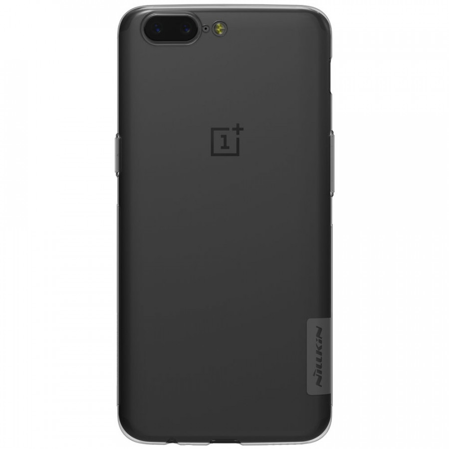 Заказать TPU чехол Nillkin Nature Series для OnePlus 5 (2 цвета) на itsell.ua