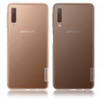 TPU чехол Nillkin Nature Series для Samsung A750 Galaxy A7 (2018)