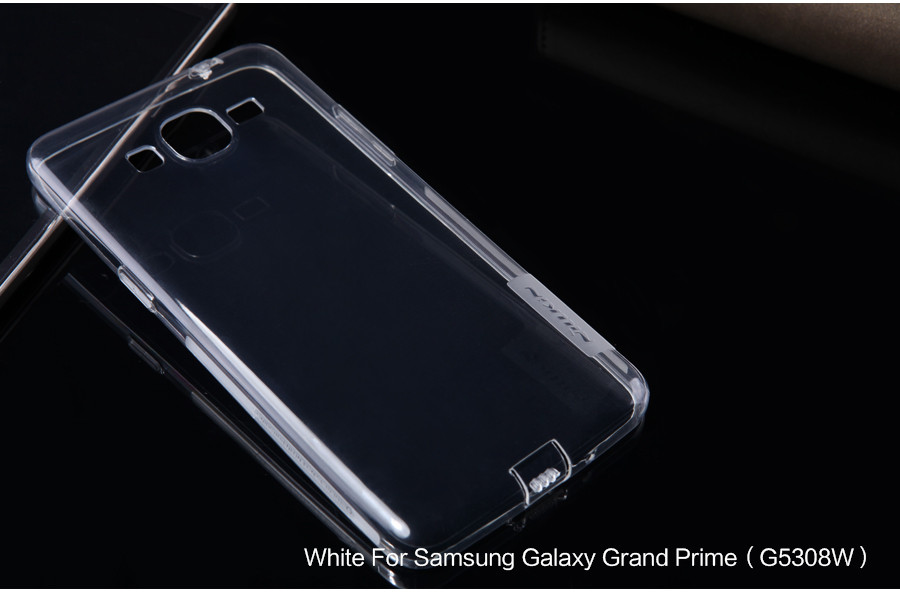 Купить TPU чехол Nillkin Nature Series для Samsung G530H/G531H Galaxy Grand Prime за 199 грн
