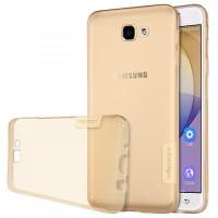TPU чехол Nillkin Nature Series для Samsung G610F Galaxy J7 Prime (2016)