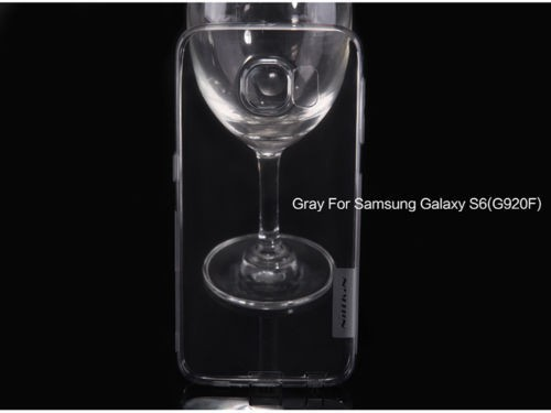 Купить TPU чехол Nillkin Nature Series для Samsung Galaxy S6 Duos (G920F/G920D) за 199 грн