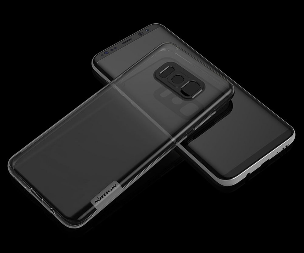 Заказать TPU чехол Nillkin Nature Series для Samsung G955 Galaxy S8 Plus (3 цвета) на itsell.ua