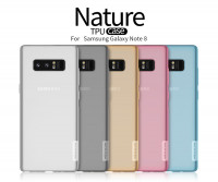 TPU чехол Nillkin Nature Series для Samsung Galaxy Note 8