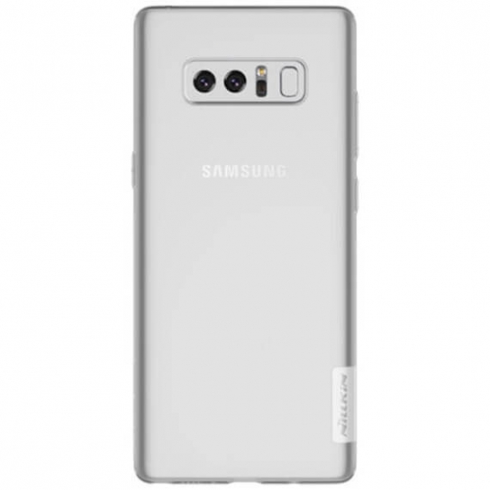 Фото TPU чехол Nillkin Nature Series для Samsung Galaxy Note 8 (1 цвет) в магазине itsell.ua
