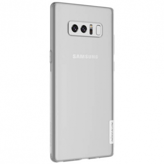 TPU чехол Nillkin Nature Series для Samsung Galaxy Note 8 (1 цвет) на itsell.ua