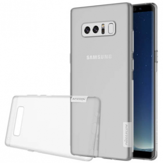 Фото TPU чехол Nillkin Nature Series для Samsung Galaxy Note 8 (1 цвет) на itsell.ua