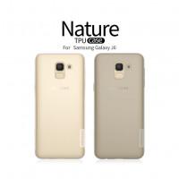 TPU чехол Nillkin Nature Series для Samsung J600F Galaxy J6 (2018)