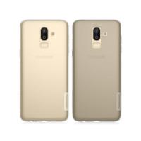 TPU чехол Nillkin Nature Series для Samsung Galaxy J8 (2018)