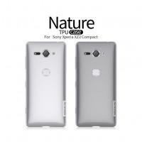 Купить TPU чехол Nillkin Nature Series для Sony Xperia XZ2 Compact