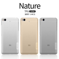 Купить TPU чехол Nillkin Nature Series для Xiaomi Mi 5s