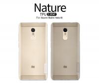 Купить TPU чехол Nillkin Nature Series для Xiaomi Redmi Note 4X / Redmi Note 4 (SD)