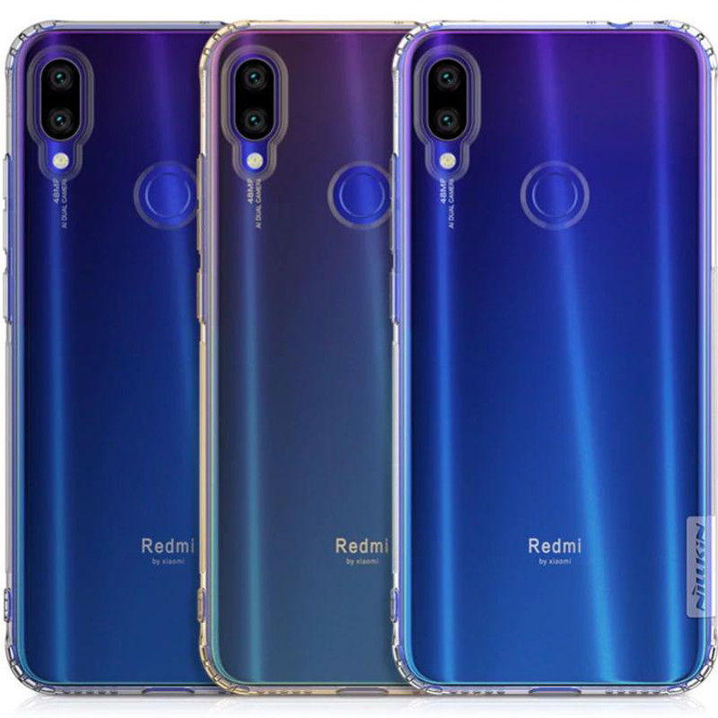 TPU чехол Nillkin Nature Series для Xiaomi Redmi Note 7
