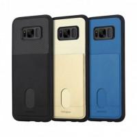 Купить TPU чехол ROCK Cana Series для Samsung G955 Galaxy S8 Plus (+ карман для визиток)