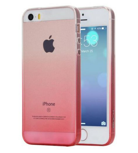 Купить TPU чехол ROCK Iris series для Apple iPhone 5/5S/SE за 309 грн