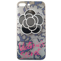 "TPU чехол с зеркалом ""Beauty flower"" для Apple iPhone 7 plus / 8 plus (5.5"")"