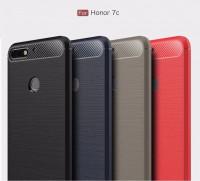 TPU чехол Slim Series для Huawei Y7 Prime (2018) / Honor 7C pro