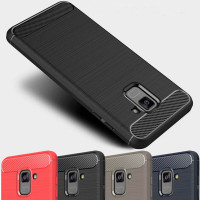 TPU чохол Slim Series для Samsung Galaxy A8+ (2018) (A730)